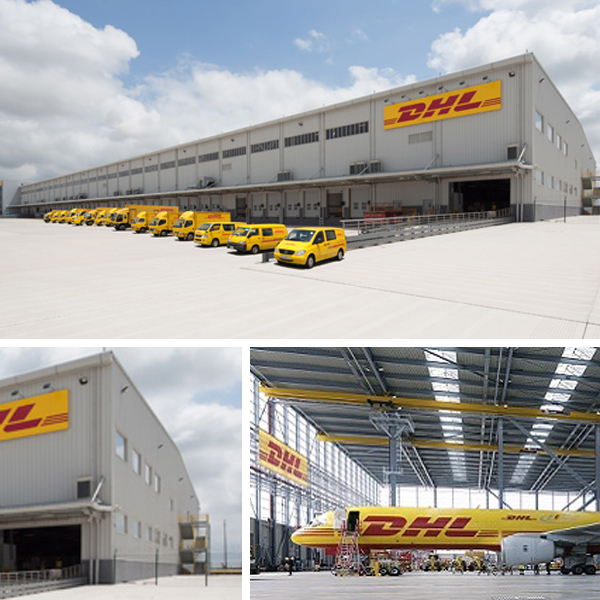 DHL Distribution Centre, Derby