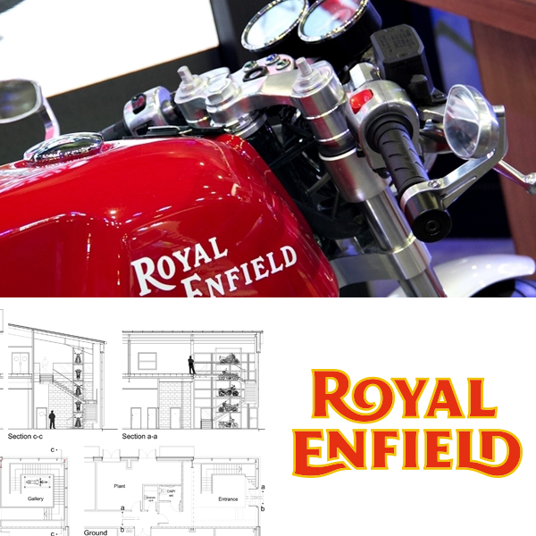 Royal Enfield R&D Facility, Leicestershire