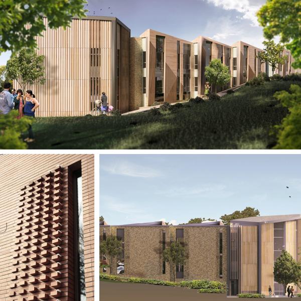 Grantham College Building 20