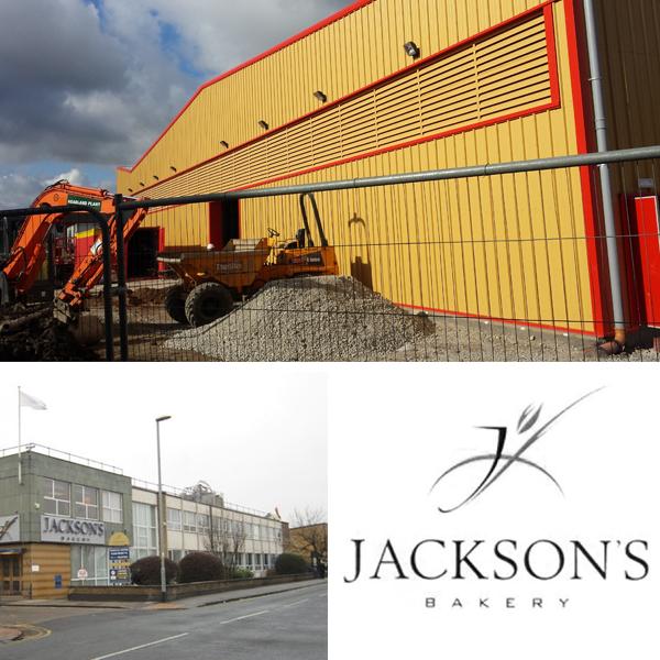 Jacksons Bakery, Hull