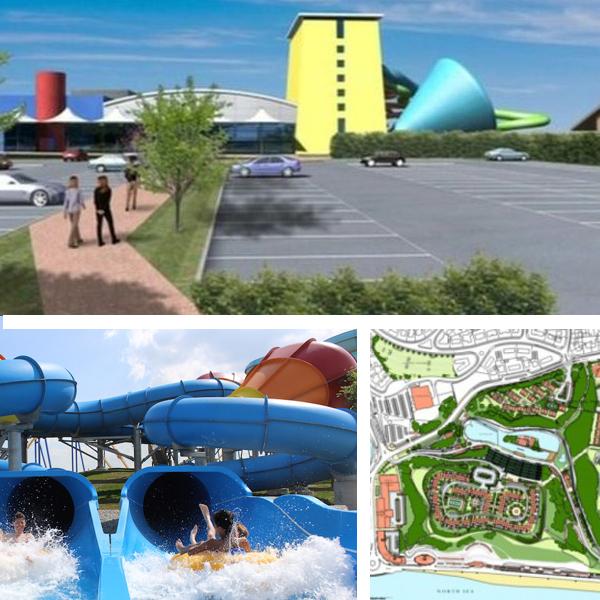 Water Park, Scarborough