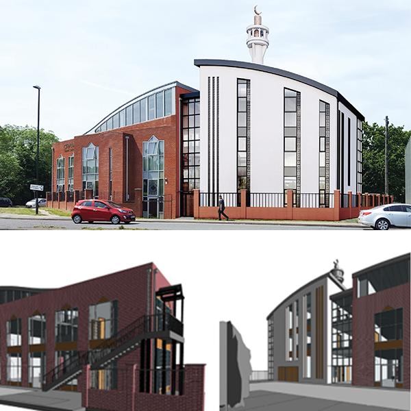Crawley Islamic Centre & Masjid, Crawley