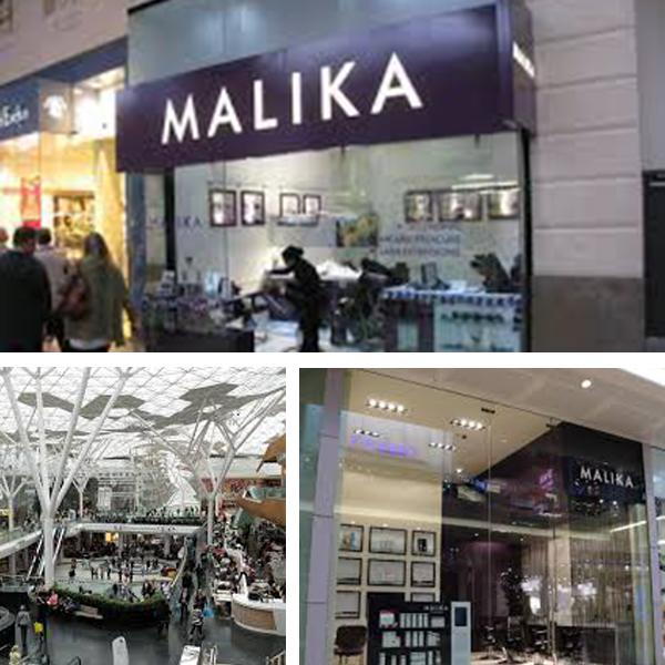 Malika, White City