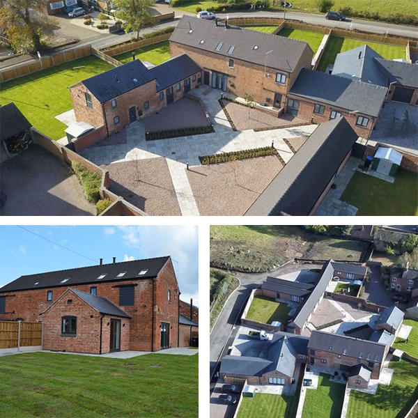 Newbold Farm – Multiple Barn Conversions, Rugby