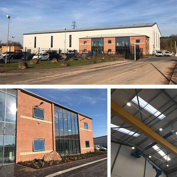Office and Industrial Unit, Mansfield